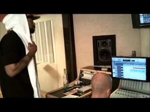 Shyheim & Method Man Studio Session 2011 Pt.1 (Beat By 2Deep)