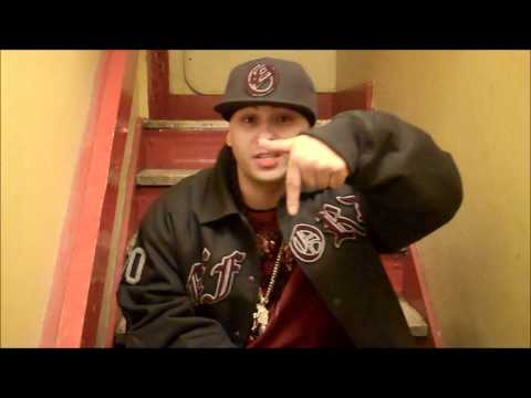 """Nyraine & Infinte 7 Mind (promo video for """"Bring Your Army"""")"""
