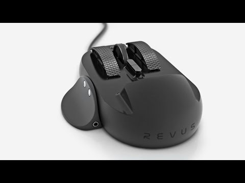 Claw Grip Gaming Mouse [UPDATED]
