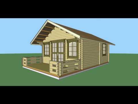 Lillevilla Getaway Cabin II