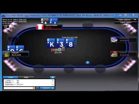 Torneo Final de Ligas Pokerpazz