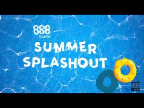 888poker's Summer SplashOut!