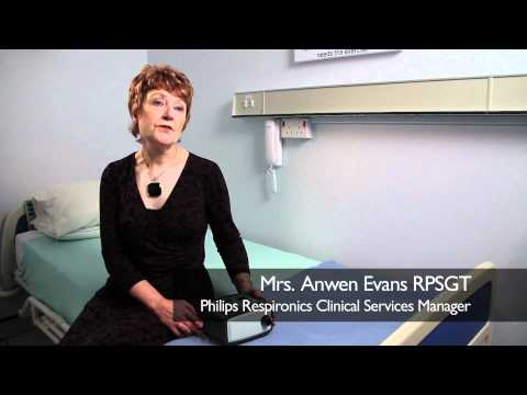 Bringing Healthcare Home: Complex Sleep Apnoea