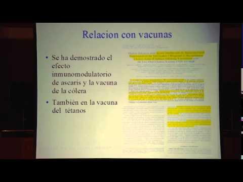 Presentación CEA2014 - Parasitosis Vaccinaria por Dr. Andreas Kalcker, PhD