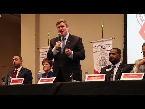 Mayoral Debate closing Statements