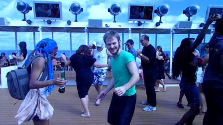Bimini Justine Dance 2013
