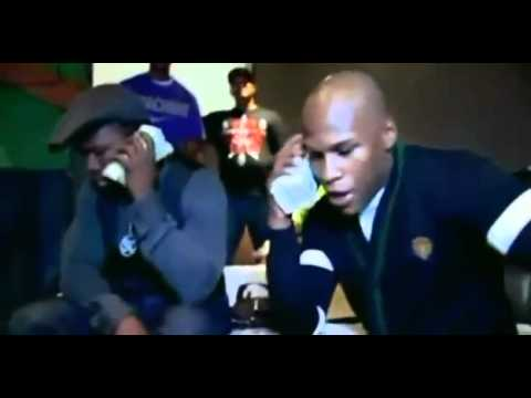 50 Cent   Floyd Mayweather Talk To Money On Set Of 50's  [NEW 2011]
