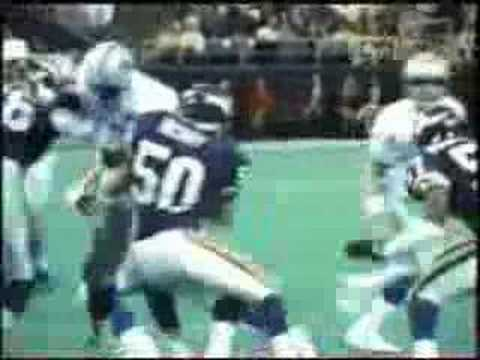 Barry Sanders - Greatest of All Time