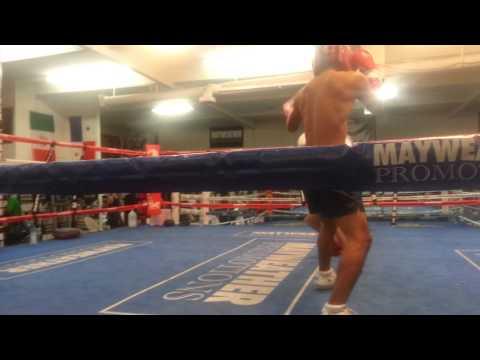Champ Nation Boxing Team in Vegas