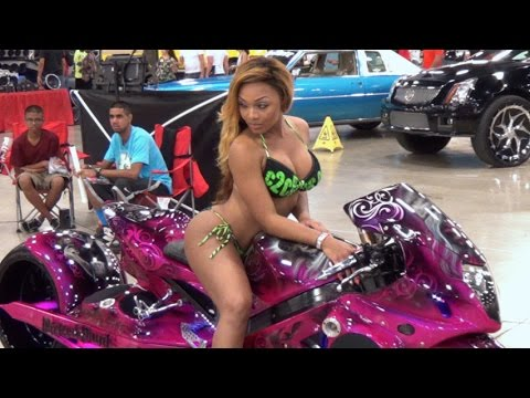 HOT CARS & HOT GIRLS Supercars Custom Tuning And More. Dub Show Miami 2014