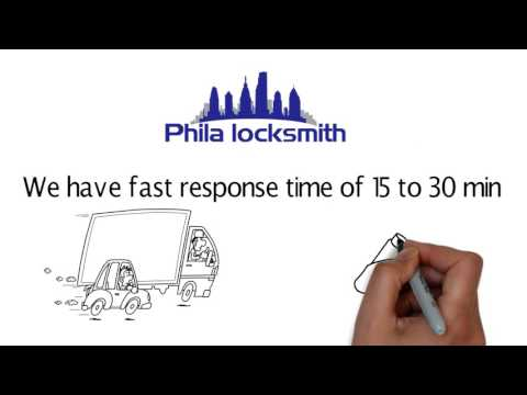 Automotive, Residential and Commercial locksmith in Philadelphia.