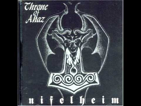 THRONE OF AHAZ - The calling blaze