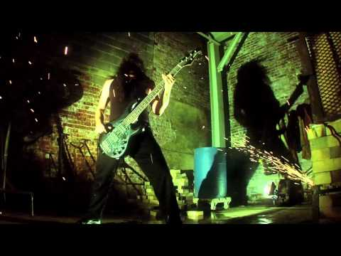 ICED EARTH - Dystopia (OFFICIAL VIDEO)