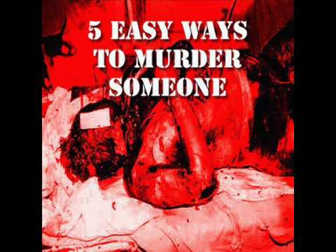 Reptilian Death - 2001 - 5 Easy Ways To Murder Someone (EP)