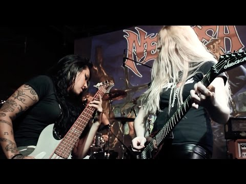 NERVOSA - Into Moshpit | Napalm Records