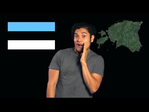Geography Now! Estonia(my home)