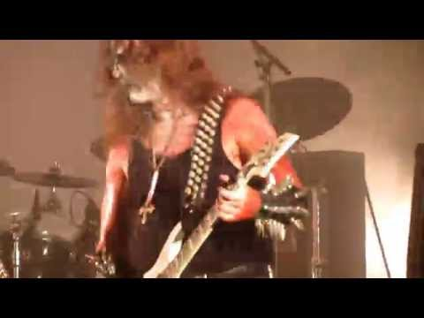 "Gorgoroth - ""Krig"" (live Hellfest 2014)"