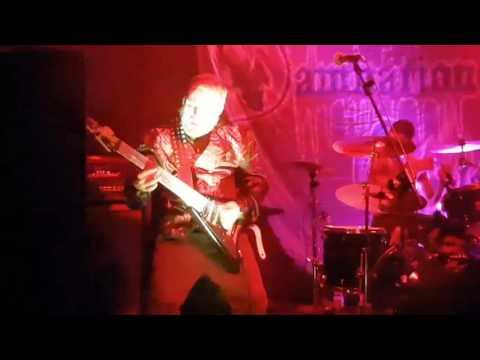Damnation Gallery - Evil Extreme (Live @ L'Angelo Azzurro Club, Genoa)