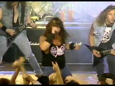 Dark Angel - Intro/The Death of Innocence LIVE 1989