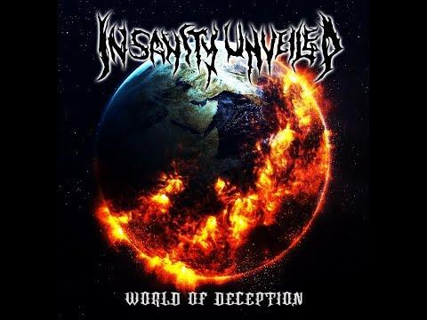 Insanity Unveiled - World Of Deception (Full Album 2018)