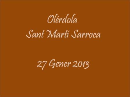 Olerdola i Sant Miquel de Sarroca
