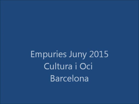 Empuries Juny 2015