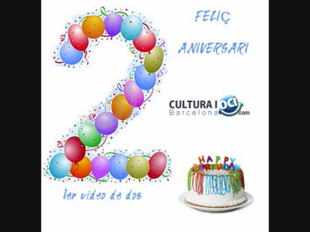 2 º Aniversari Cultura i Oci Barcelona 1era entrega video-records