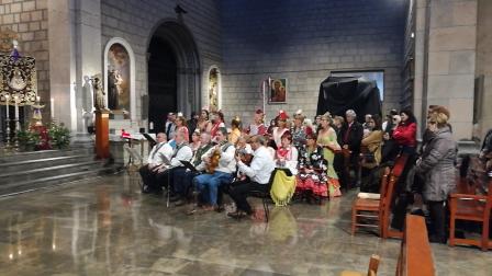 Missa Rociera Esglèsia Sant Jaume 05-03-2017