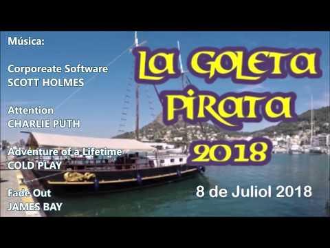 2018-07-08 GOLETA PIRATA 2018 - L'ESTARTIT I ILLES MEDES