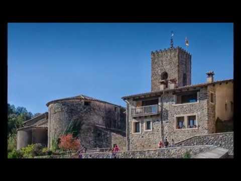 29/10/2017 Bell recorregut per LA GARROTXA, la FAGEDA d'en JORDÀ, Santa Pau, volcà CROSCAT.