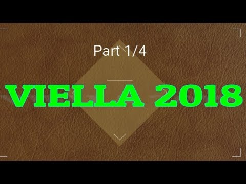 VIELLA - 10 d'Agost 2018, Part 1 de 4 - ARTIGA DE LIN
