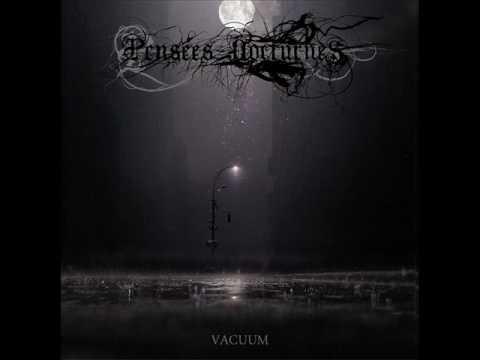 Pensées Nocturnes -  Lune Malade