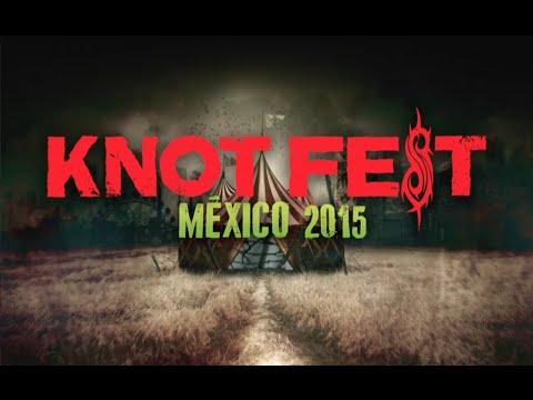 KNOTFEST México 2015
