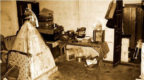 Srila Prabhupada's Room