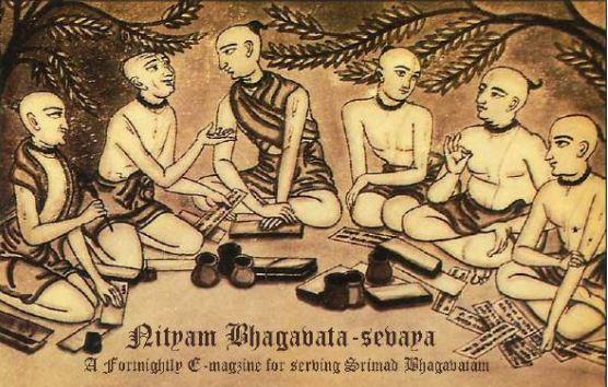 Nityam Bhagavata Sevaya