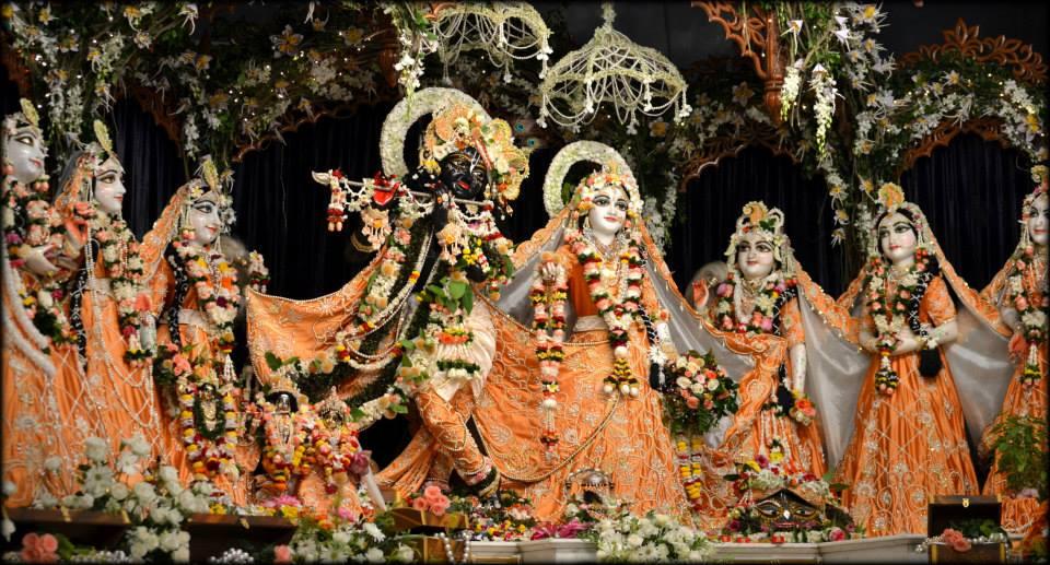 Mayapur's Most Beloved – Srimati Radharani - Blog - ISKCON