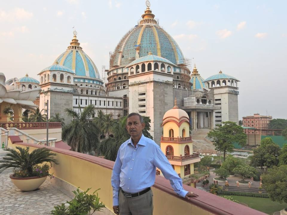 West Bengal Minister of Tourism visits Mayapur! - Blog 2 0 - ISKCON