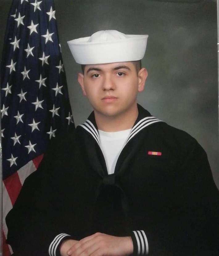 My handsome Sailor