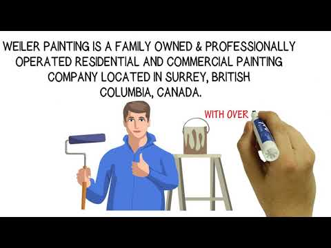 Get your house painted with Weiler Painters!