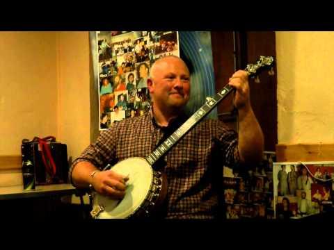 Rob Murch at Bodmin Folk Club