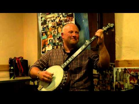 Rob Murch at Bodmin Folk Club