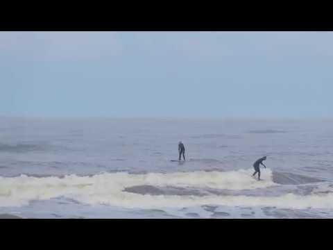 Stand Up Paddle surfing @ Wijk aan Zee 280419