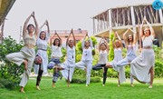 200-hour yoga teacher training in Rishikesh