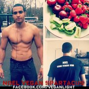 Noel Vegan Fitness Star