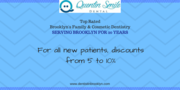 Discount for NEW Patients from Family Cosmetic and Implant Dentistry of Brooklyn