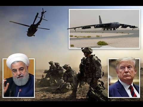 US plans to deploy 120,000 troops to Middle East' if Iran attacks American forces