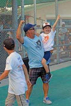 Along the Coast: Miracle League is a win-win-win for players, families, volunteers