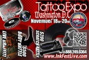 National Inkfest and Urban Expo (DJ & B Boy Competition)