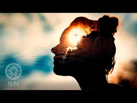 396 hz ♒︎ let go worries & overthinking ♒︎ deep calm state of mind, mindfulness music
