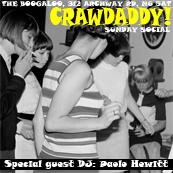 Crawdaddy! Sunday Social